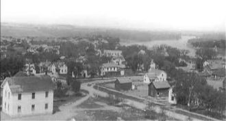 Dayton, Hennepin, MN about 1915
