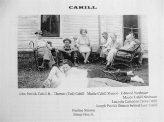 Cahill & Extended Family, Missouri