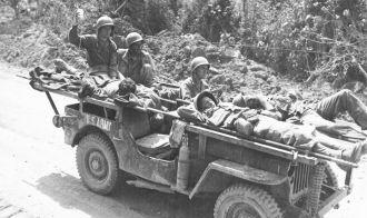 Army Medics World War 2