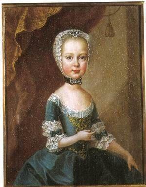 Archduchess Maria Theresa of Austria