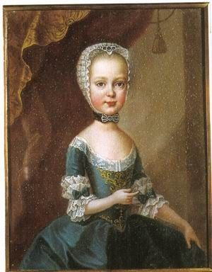 Archduchess Maria Theresa of Austria