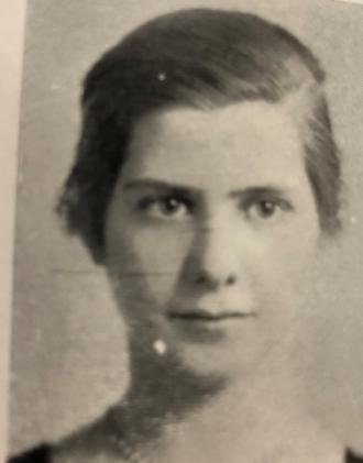 Helen E German