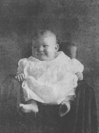 Anna Fournier, Ohio 1875