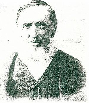 A photo of Jasper Benjamin Mallory