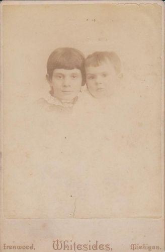 Sampson Siblings Ironwood, Michigan