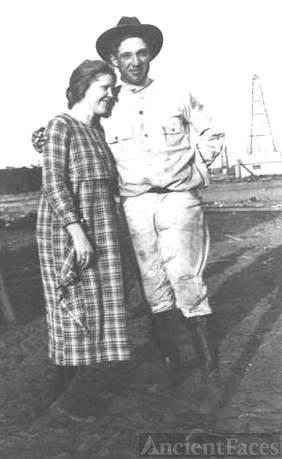 Ben & Essie Brown, 1921