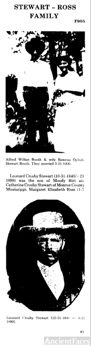 Leonard Crosby Stewart of Mississippi