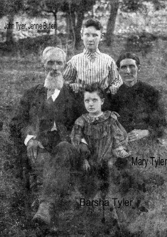 John Tyler Family