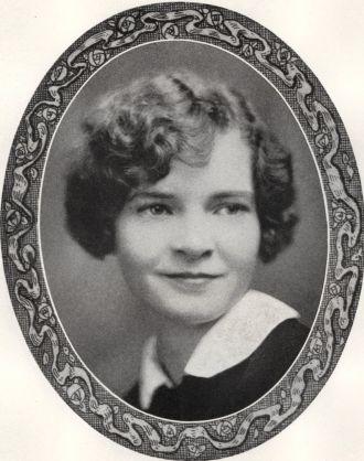 Dorothy Pachoud