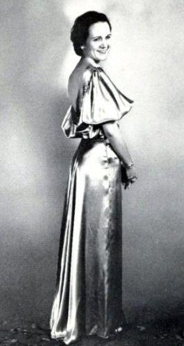 Oralee Graves, Mississippi, 1936