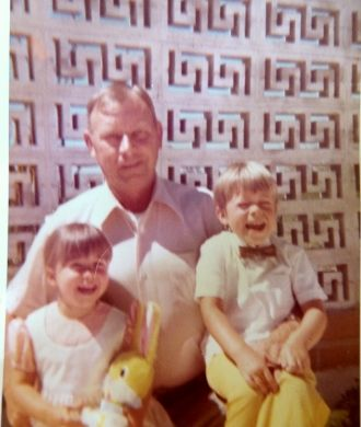 Yehling family 1974