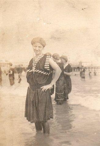 Edna Agatha (Plunkett) St. Clair