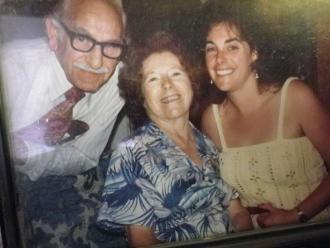 Bert, Charlotte, and Kathleen 1984