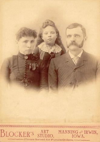 A photo of Alcestia Jane McCracken
