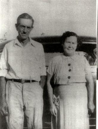 Mr and Mrs Abraham Franklin Robertson