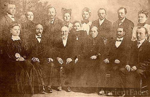 George Washington Murray, Sr.'s family