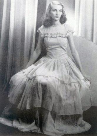 Pat Kent, Ohio, 1948