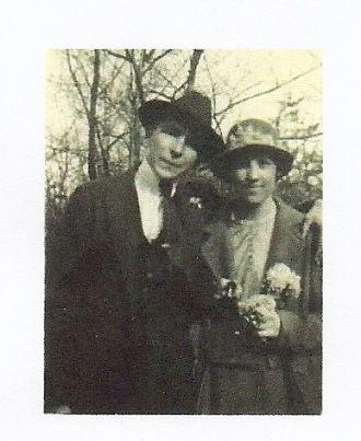 John and Bertha Rockwell Camp