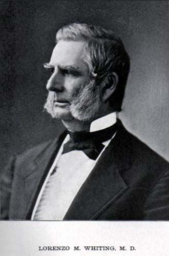 Lorenzo Whiting, M.D., OH