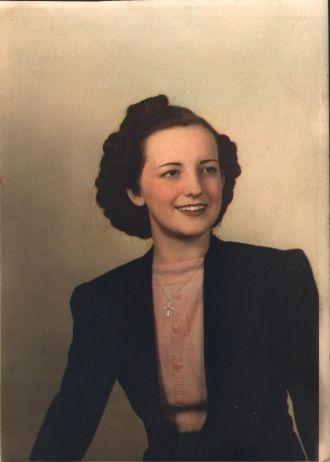 A photo of Elizabeth Maxine Ayers