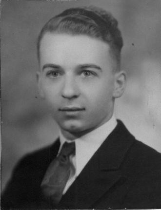 Vernon McDorman Senior Picture