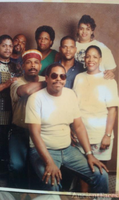 Wilson L Fuller family