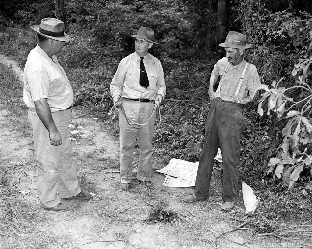 Monroe Georgia Lynching Investigation - 1946