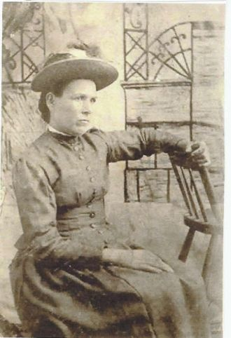 Margaret Louise Bingham Nave Robnett