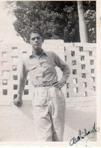 J. Gomez, 1946 Haiti
