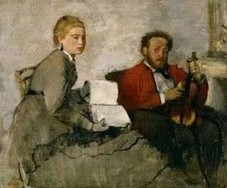Victorine Meurent and Manet
