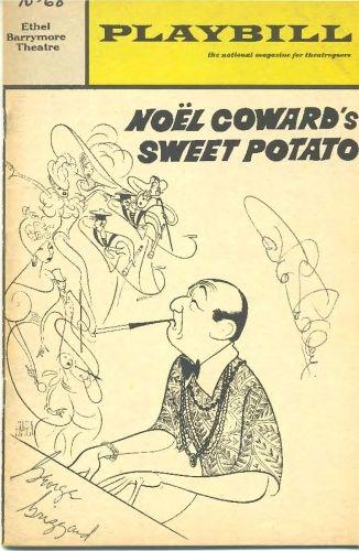 Noel Coward Playbill