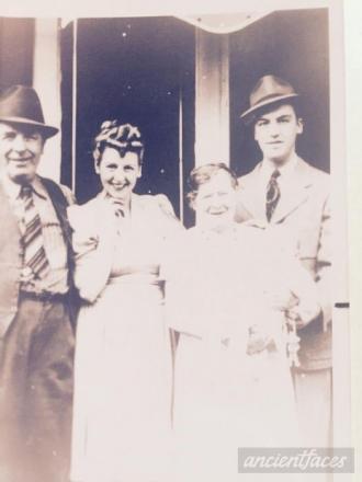 Benjamin Sanders, 1st Left