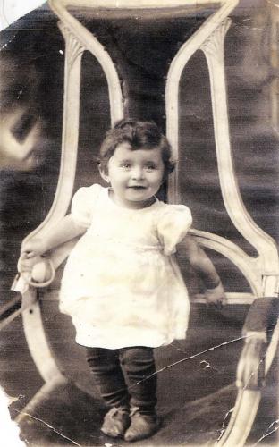 A photo of Lyuba Goldina