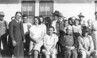 James T Sandlin, Ben Sandlin, and others