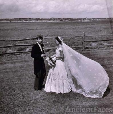 Bouvier-Kennedy wedding