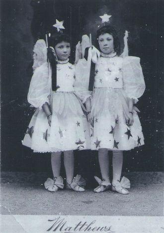 Annie Jacobs & Gertie Fritz