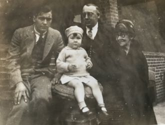 Roberts Family - 4 Generations