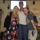 Roberta, Dennis and Juanita