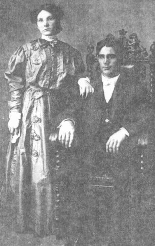Fredrick and Carrie Halling Lass