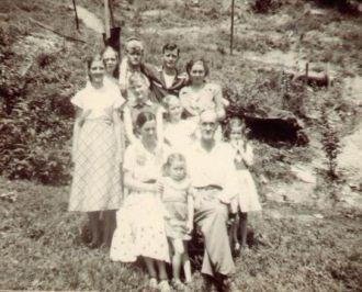 Ananais Blair Family