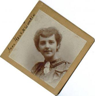 Anna Helen Junkin