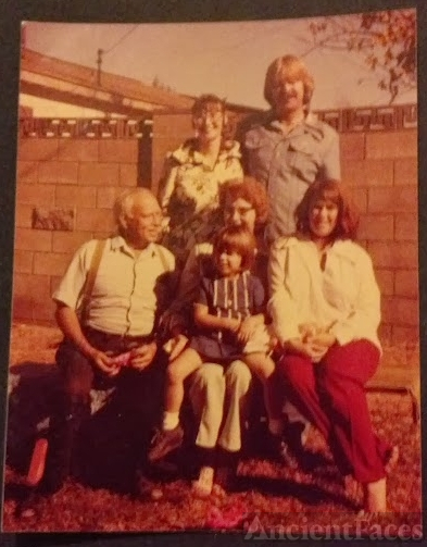 Grandma & Grandpa Bowen 1975