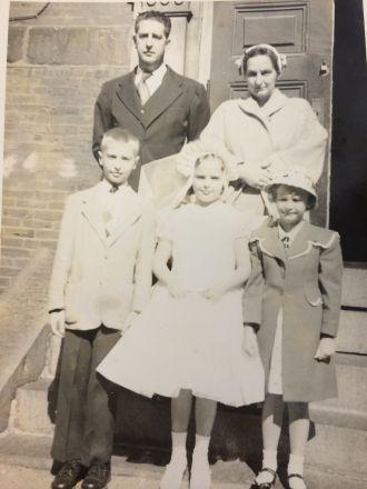 Bernadette M Kessler family