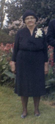 Johanna Maria (Coetzer) McLaughlan