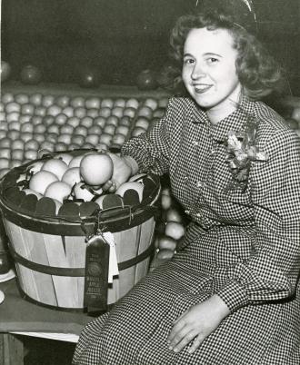 Margaret Casebeer, 1948, MO