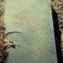 Grave of Imogene Barrington