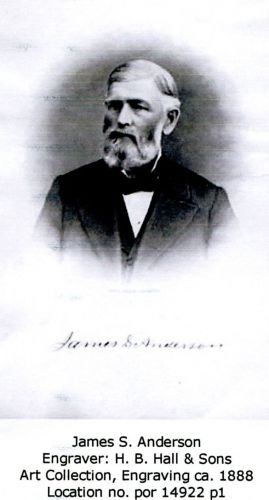 A photo of James S. Anderson