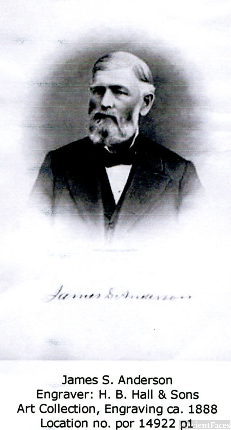 James S. Anderson  1826-1885