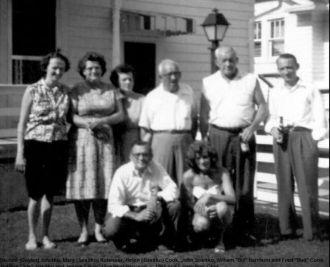 Sositko Family, c.1961