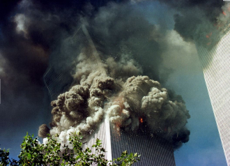 9/11/2001 South Tower of the World Trade Center